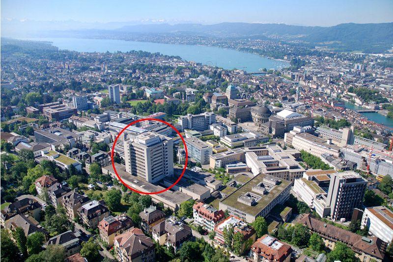Prof. - Daniel Fink - UniversitätsSpital Zürich - Klinikstandort