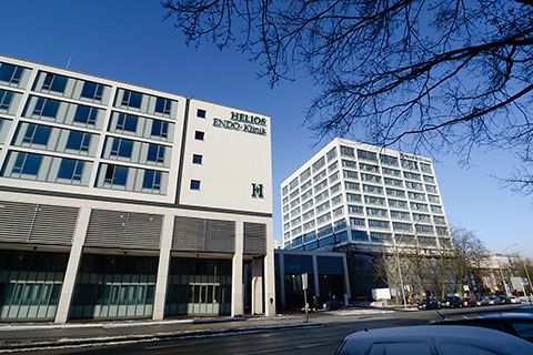 Priv.-Doz. - Ralf Hempelmann - HELIOS ENDO-Klinik Hamburg GmbH - Außenansicht