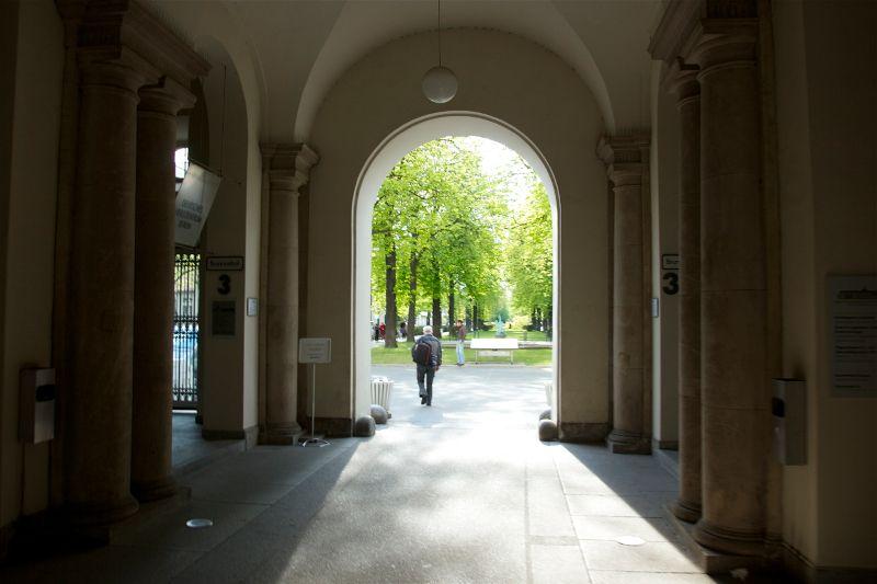 Prof. - Peter Vajkoczy - Charité-Universitätsmedizin Berlin, Campus Virchow-Klinikum - Eingang