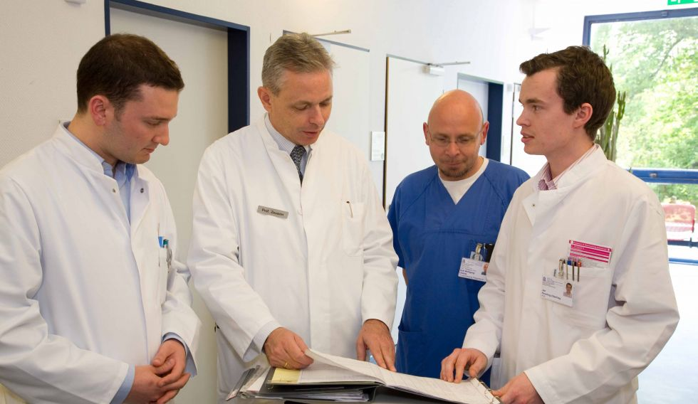 Prof. - Stefan Zeuzem - Klinikum der Johann Wolfgang Goethe-Universität - Expertenteam