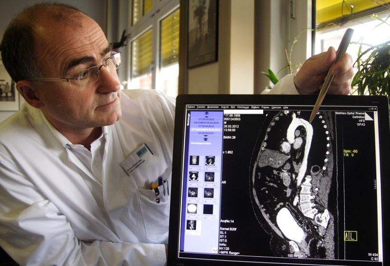 Dr. - Gerd Rudolf Lulay - Gesundheitszentrum Rheine: Mathias Spital  - Experte