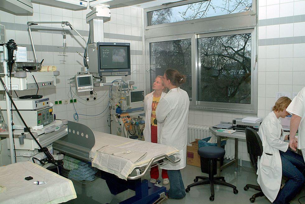 Prof. - Eckard H. Hamelmann - Evangelisches Krankenhaus Bielefeld - Beratung