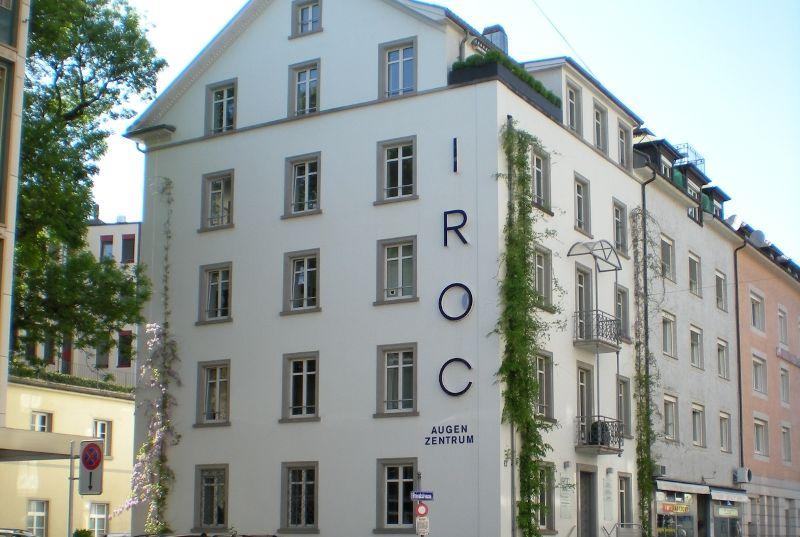Prof. - Theo Seiler - IROC AG - Außenansicht
