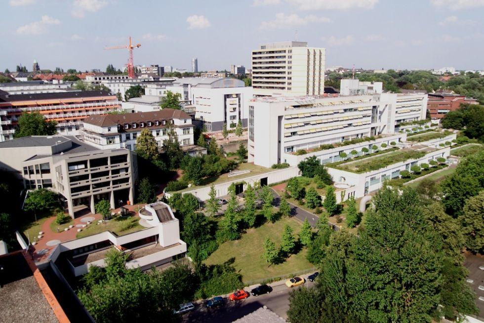 Prof. - Guido Gerken - Universitätsklinikum Essen - Klinikgelände