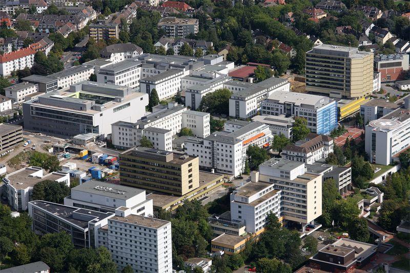 Prof. - Guido Gerken - Universitätsklinikum Essen - Klinikstandort