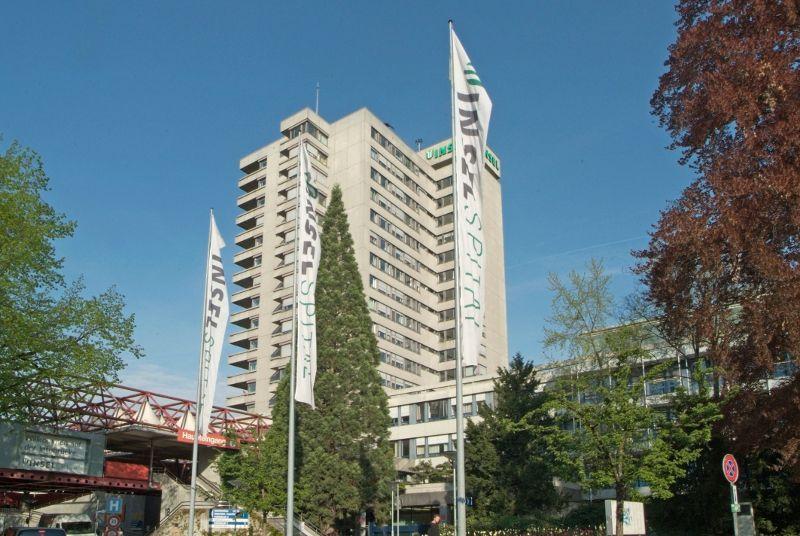 Universitätsklinik für Orthopädische Chirurgie und Traumatologie  - Inselspital, Universitätsspital Bern - Außenansicht