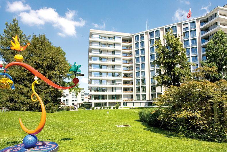 Prof. - Robert Rosenberg FACS, EMBA - Kantonsspital Baselland Standort Liestal