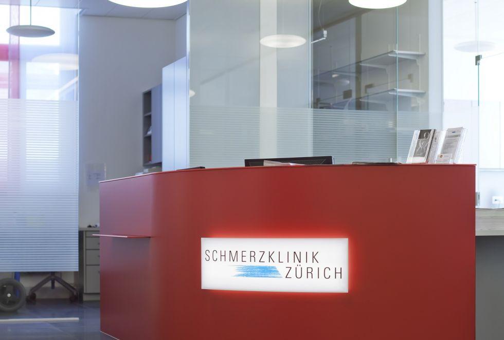 Dr. - Andreas Bätscher und Dr. med. Michael Hartmann FIPP MBA - Schmerzklinik Zürich