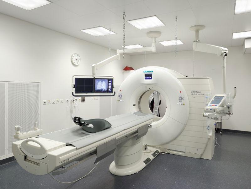 Prof. - Johannes T. Heverhagen - Inselspital Universitätsspital Bern - Ausstattung
