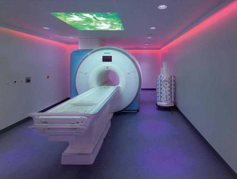 Prof. - Johannes T. Heverhagen - Inselspital Universitätsspital Bern - Behandlungszimmer