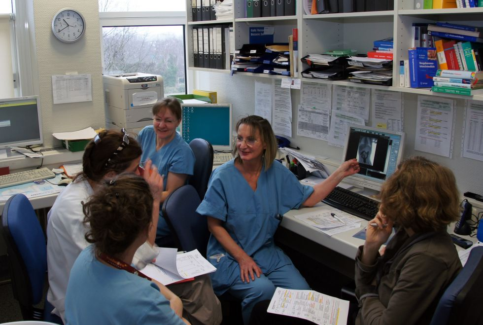 Prof. - Ralf-Bodo Tröbs - St. Elisabeth Gruppe - Marien Hospital Witten - Team