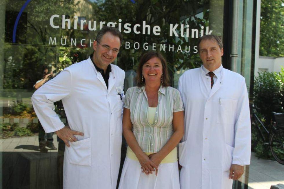 Prof. - Thomas P. Hüttl - Chirurgische Klinik München-Bogenhausen GmbH - Expertenteam