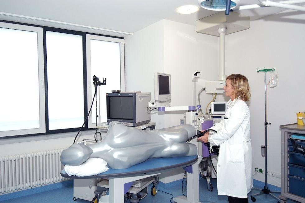 Prof. - Thomas P. Hüttl - Chirurgische Klinik München-Bogenhausen GmbH - Behandlungszimmer