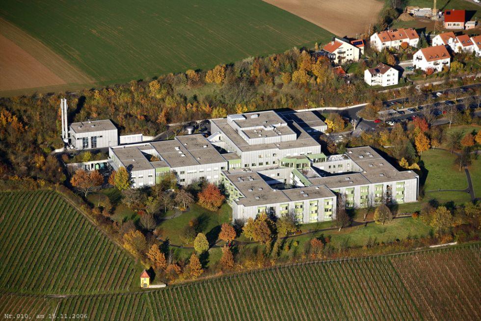 Dr. - Volker Fackeldey - Klinik Kitzinger Land