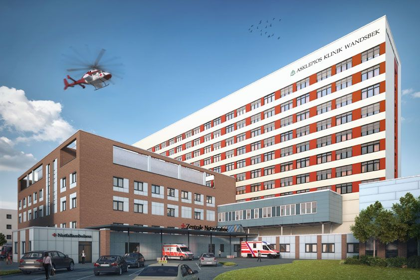Dr. - Dietmar Wietholt - Asklepios Klinik Wandsbek