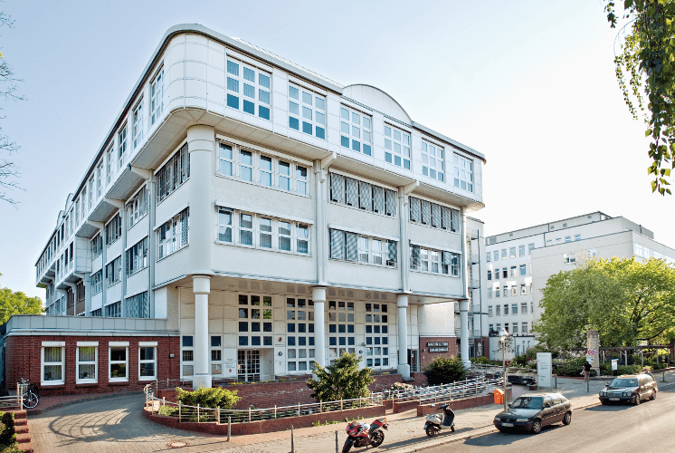 Prof. - Uwe Andreas Ulrich - Martin-Luther-Krankenhaus