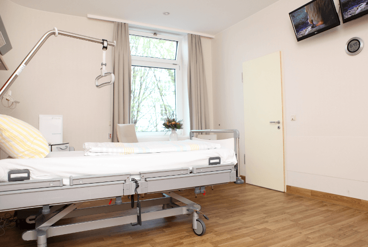 Prof. - Wolf Petersen - Martin-Luther-Krankenhaus