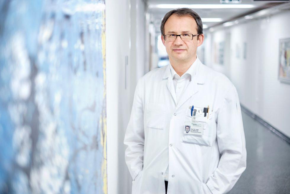 Prof. - Daniel M. Aebersold - Inselspital