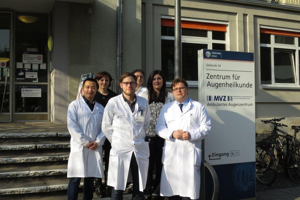 Prof. - Ludwig Heindl - Universitätsklinikum Köln