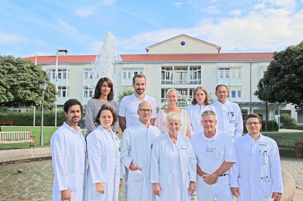 Dr. - Heike Kremser - Asklepios Stadtklinik Bad Tölz
