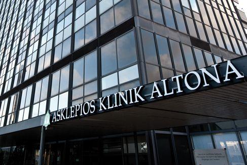 Prof. - Jürgen Pohl -  Asklepios Klinik Altona