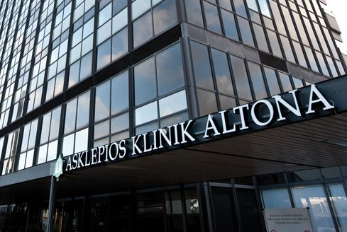 Asklepios -  Neuro-Zentrum - Asklepios Klinik Altona - Neurozentrum