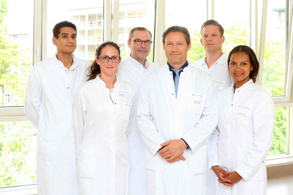 Prof. - Markus  Küntscher - Evangelische Elisabeth Klinik - Ein Unternehmen der Johannesstift Diakonie