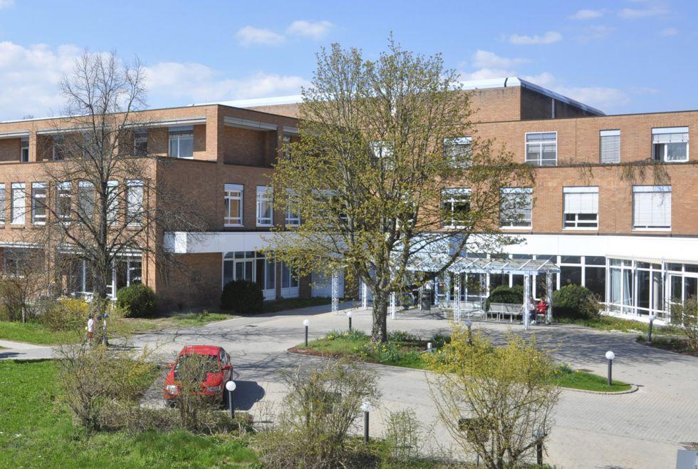 Prof. - Markus Kröber - HELIOS Klinik Rottweil