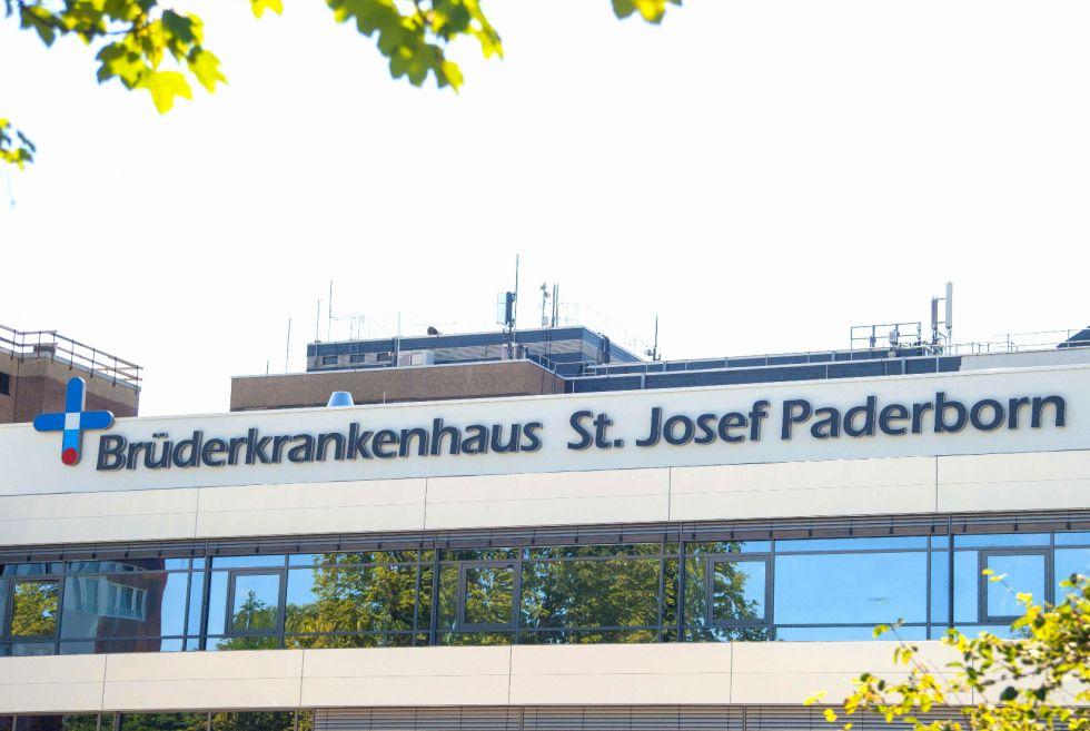 Prof. - Norbert Lindner - Brüderkrankenhaus St. Josef Paderborn