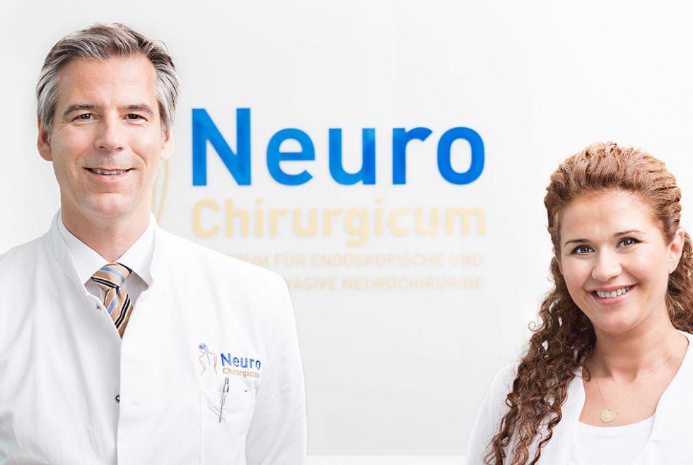 Univ. - med. Nikolai J. Hopf - NeuroChirurgicum
