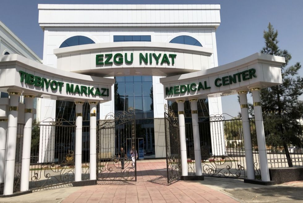 "Prof. - Paul Robert  Vogt - ""Ezgu Niyat"" Medical Center"