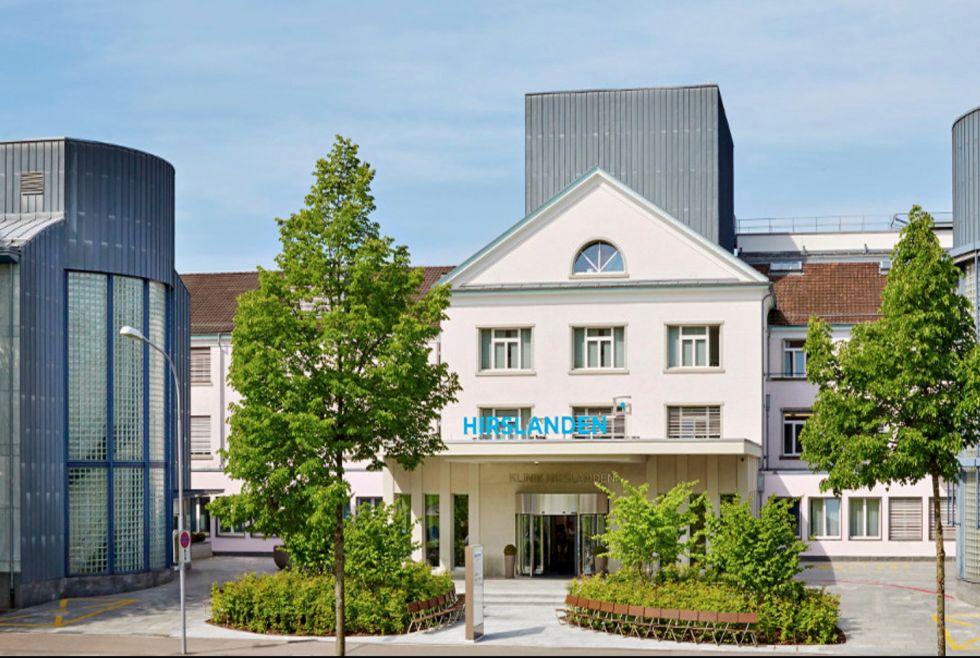 Prof. - Marc Schiesser - Prof. Dr. med. Marc Schiesser, Chirurgisches Zentrum Zürich an der Klinik Hirslanden