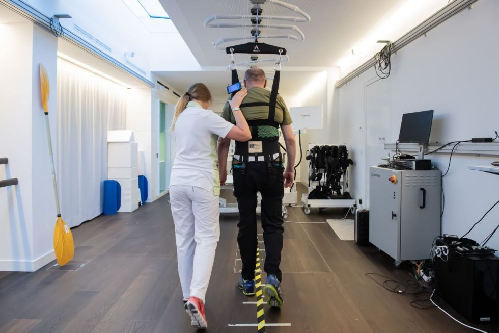 Prof. - Andreas R. Luft - cereneo Schweiz AG | center for neurology & rehabilitation