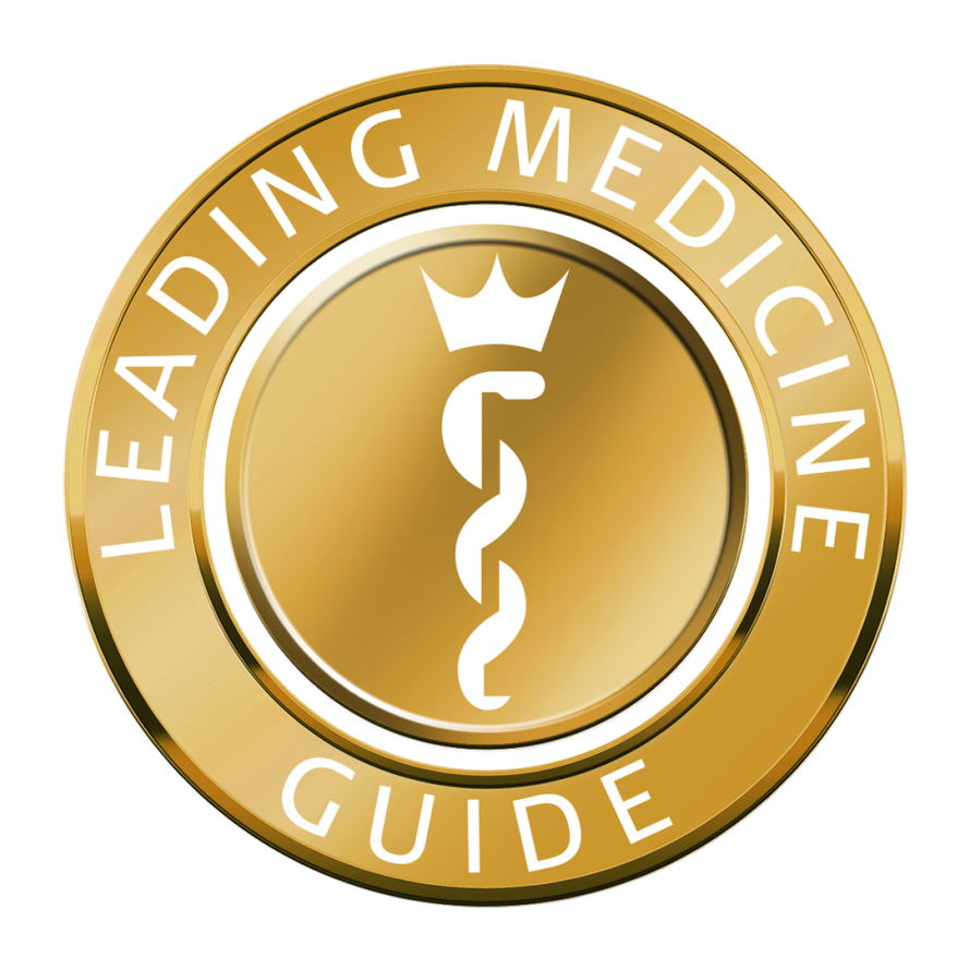 Leading Medicine Guide Logo