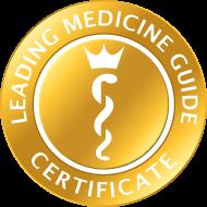 Zertifikat für ausgesuchte medizinische Experten