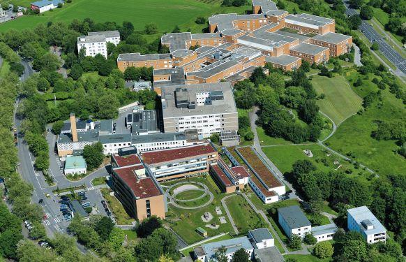 Prof. - Uwe Martens - SLK-Kliniken Heilbronn GmbH – Klinikum am Gesundbrunnen  Tumorzentrum Heilbronn-Franken - Klinikstandort