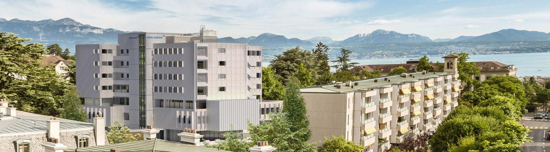 Hirslanden Clinique Bois-Cerf, Lausanne