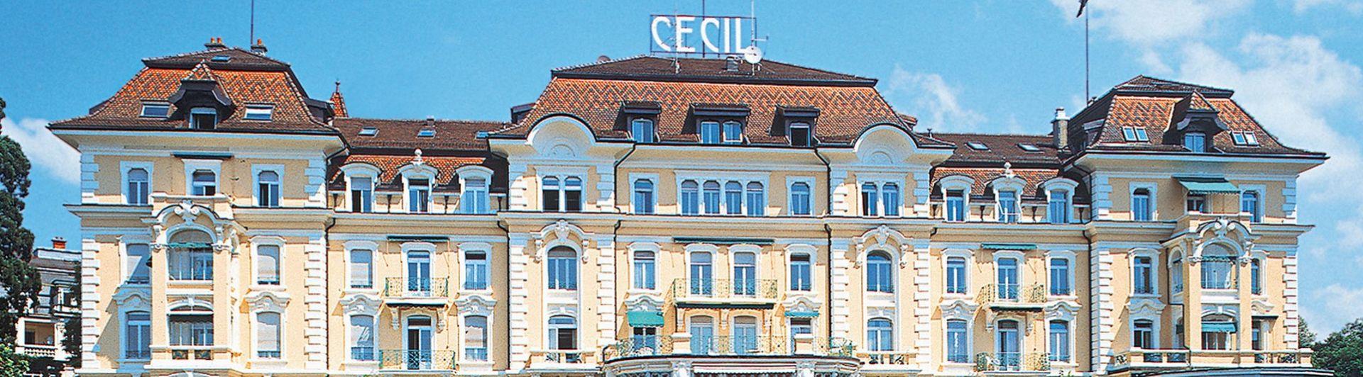 Hirslanden Clinique Cecil, Lausanne